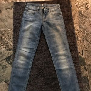 7 jeans like new great condition